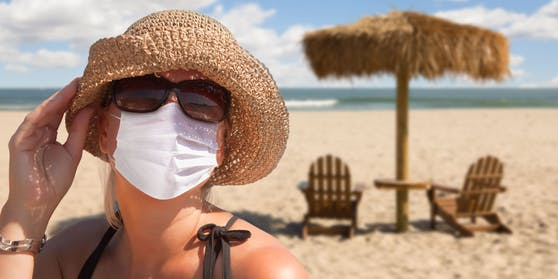 """Corona-Experten rechnen mit keinem """"Sommer wie früher"""", schließen sogar eine Maskenpflicht im Freien nicht aus."""