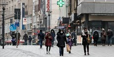 Österreich-Nachbar kurz vor Lockdown-Verlängerung