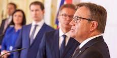 Grenz-Streit: Tiroler LH Platter durfte nicht nach Wien