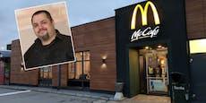 Burger-Fan musste trotz Attest Restaurant verlassen