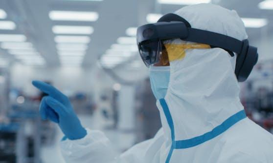 Microsoft HoloLens 2 Industrial Edition ab sofort vorbestellbar.