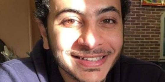 Ahmed Samir Abdelhay Alij wurde am 1. Februar verhaftet.