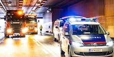 Aus Schutz vor Cyber-Attacken – Tunnel auf A2 gesperrt