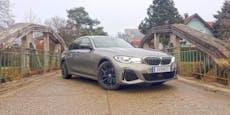 M340d: BMWs erster 3er mit Sechszylinder-Diesel im Test