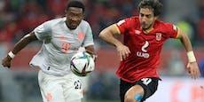 2:0! Alaba steht mit den Bayern im WM-Finale