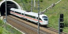 Sperre der Westbahnstrecke wieder aufgehoben