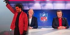 Puls4-Kommentator verhöhnt Halftime-Show vor TV-Kamera