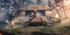 Beliebtes Panzerspiel bald auf Game-Plattform Steam