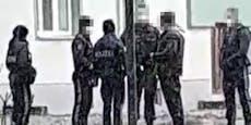 Beziehungsstreit in Wien eskaliert, Polizei rückt an