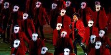 The Weeknd kommt nach dem Super Bowl nach Wien