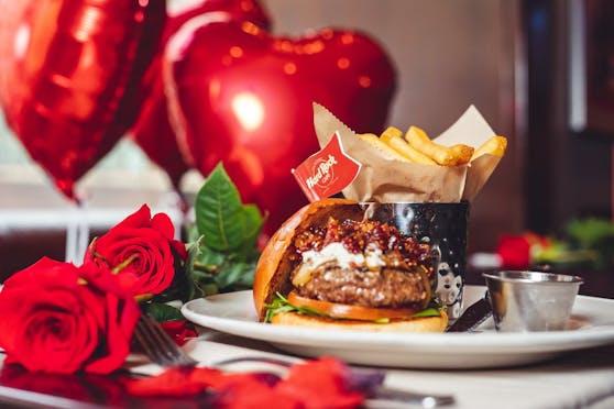 Diamond-Menü zum Valentinstag im Hard Rock Cafe Vienna