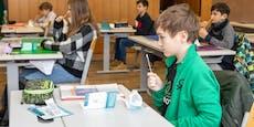 Nasenbohrertests: 43 positive Ergebnisse in OÖ