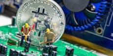 Tesla investiert 1,5 Mrd. in Bitcoin, Kurs explodiert