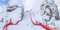 Auch am Mittwoch keine Rennen bei Chaos-WM in Cortina