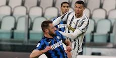 Nullnummer gegen Inter reicht Juve zum Finaleinzug