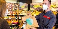 App bewahrte 1 Mio. Lebensmittel vor der Mülltonne