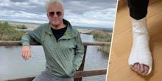 Herzkranker Kunde (73) ohne Maske von Optikern verletzt