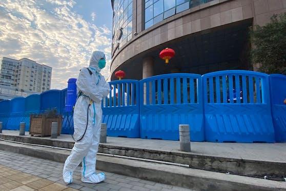 Bisher konnte der Ausbruch des Coronavirus in Wuhan noch nicht zurückverfolgt werden.