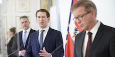 Polizei und Heer kontrollieren nun Sperrgebiet Tirol