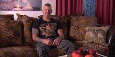 Rudolf leugnet die Corona-Pandemie in ATV-Kuppelshow