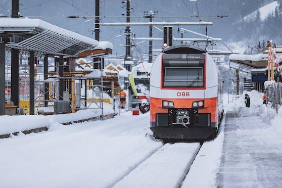 Die Umgebung des Lienzer Bahnhofs musste evakuiert werden.