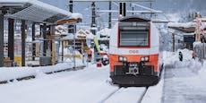 Bahnverkehr in Lienz nach Fliegerbomben-Fund gestoppt