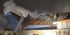 49-Jährige aus brennendem Tierheim gerettet