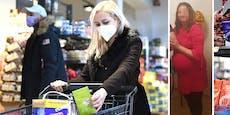 Wiener Shop wirft Schwangere ohne FFP2-Maske raus
