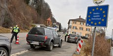 Bayern will Grenze zu Österreich fix schließen