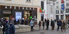 So laufen die Gratis-Coronatests in Wiener Apotheken