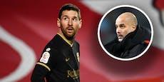 """""""PSG macht es falsch!"""" Der Pep-Plan für den Messi-Deal"""