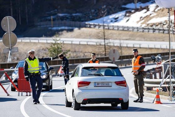 Grenzkontrollen an den Tiroler Außengrenzen kommen