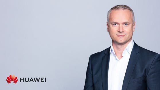 Erich Manzer, Vice General Manager Huawei Technologies Austria.
