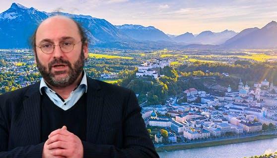 Simulationsexperte Niki Popper plädiert für regionale Corona-Maßnahmen - je nach Inzidenz.