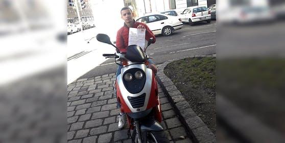 Der Teenager muss nun 180 Euro Strafe zahlen.
