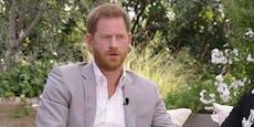 """Harry zu Oprah: """"Dazu werde ich sicher nichts sagen!"""""""