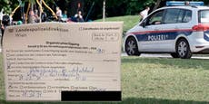 Wiener spielte mit Maske im Park Schach – 90 € Strafe