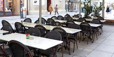"""Gastro zu Öffnungs-Plänen: """"Frustration & Enttäuschung"""""""