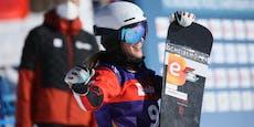 Snowboard-Ass Dujmovits rast zu WM-Bronze