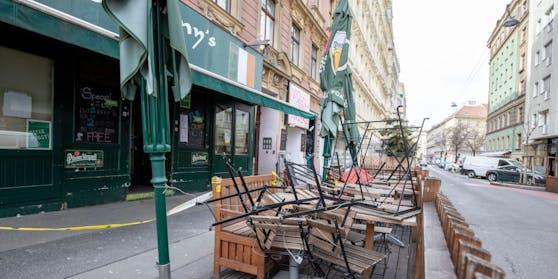 Die Gastronomie in Österreich bleibt vorerst weiter geschlossen.