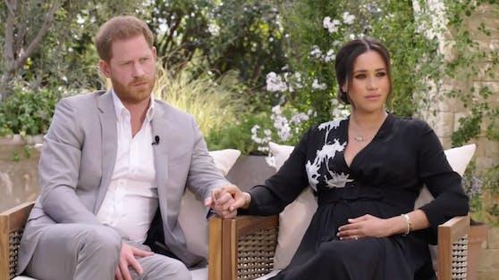 Was wollen die Ex-Royals erzählen?
