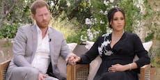 Queen schickt Harry & Meghan Geheimbotschaft vor Talk