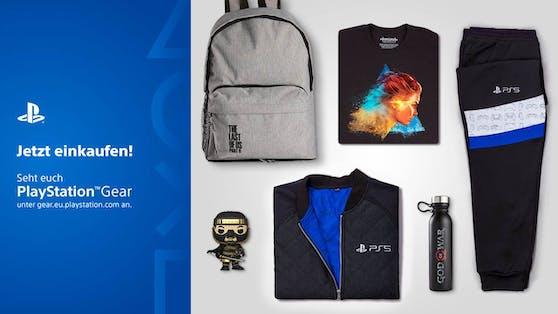 Der PlayStation Gear Store ist ab sofort wieder geöffnet.