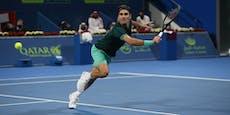 Federer gewinnt Comeback-Match nach 14 Monaten