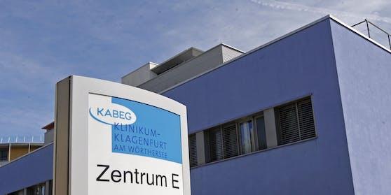 Das Eltern-Kind Zentrum E (ELKI) im Klinikum Klagenfurt (Symbolbild)