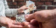 36-Jähriger verkaufte Drogen an Kinder und Jugendliche