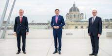 Wien setzt verstärkt auf Nutzung von Wasserstoff