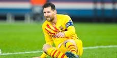 Barca-Wunder bleibt aus – Paris dank 1:1-Remis weiter