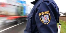 Raser tischt Polizisten kuriose Ausrede auf