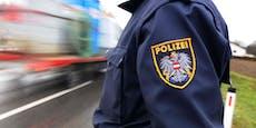 Stadtpark-Party eskaliert, Angriff auf Polizisten